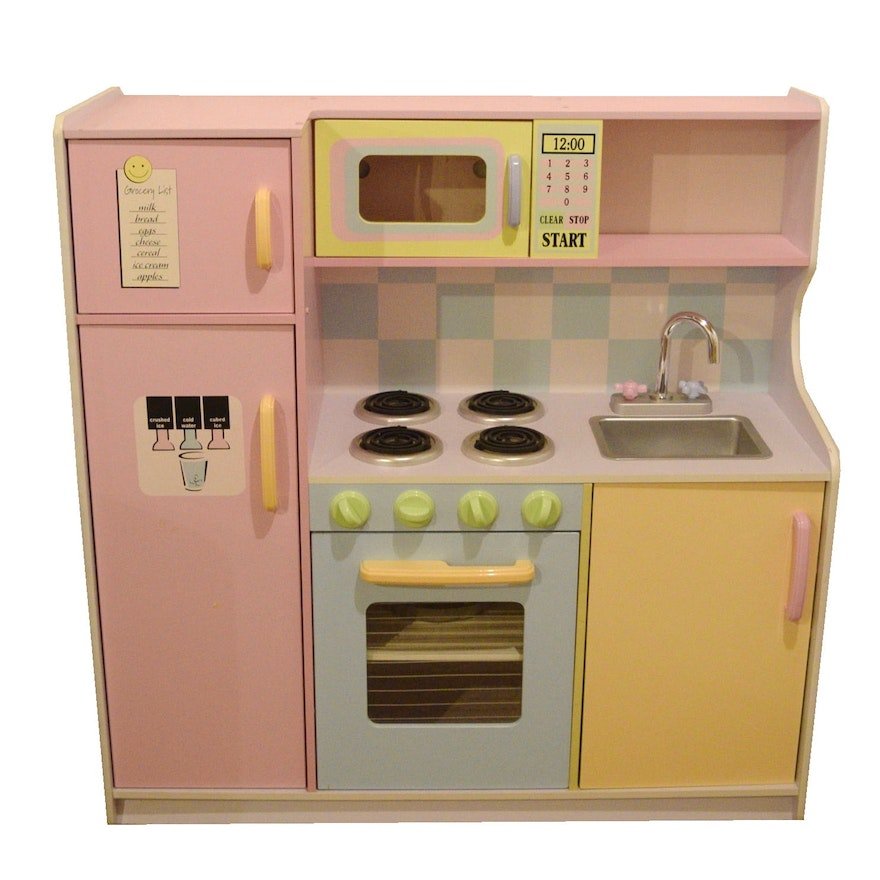 Children\'s Play Kitchen
