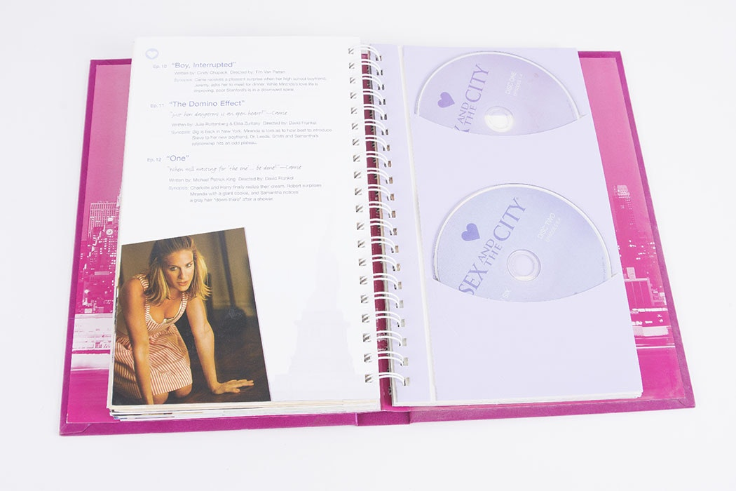 Sex In The City Dvd'S 103