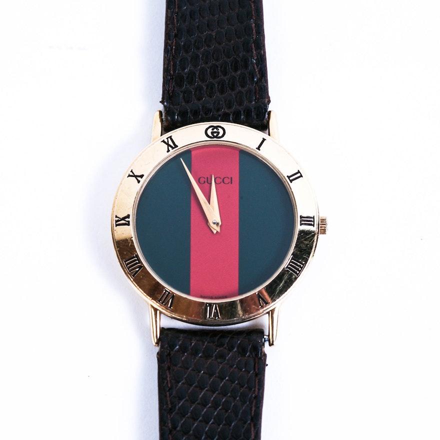 003acc074df Gucci Quartz Men s Watch 3000.2.M