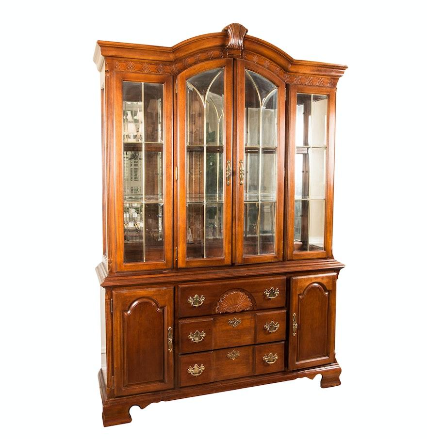 Lexington furniture china cabinet mf cabinets for Lexington furniture