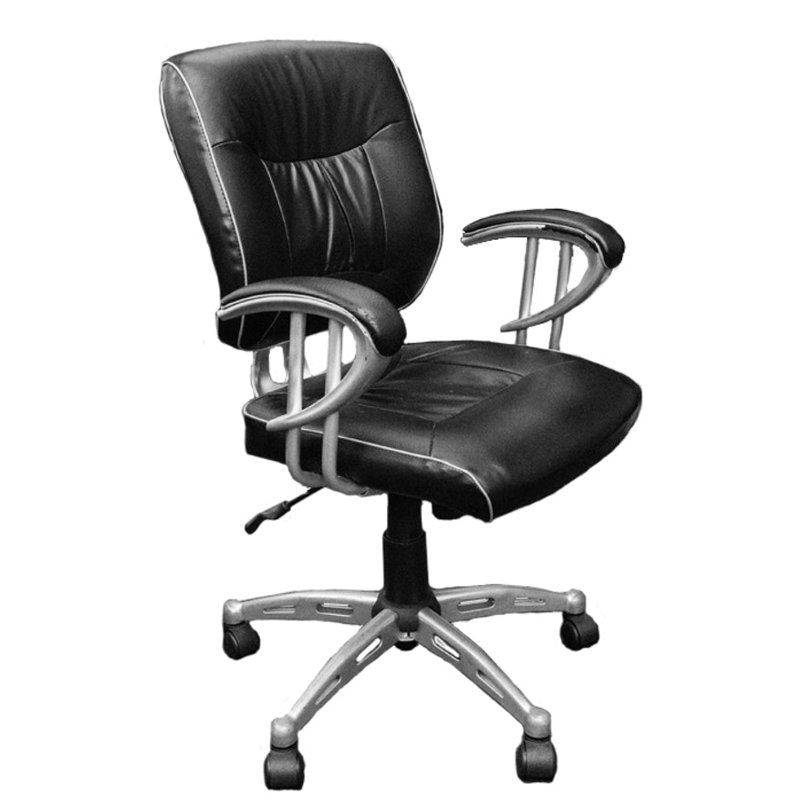 True Seating Concepts Leather Office Chair