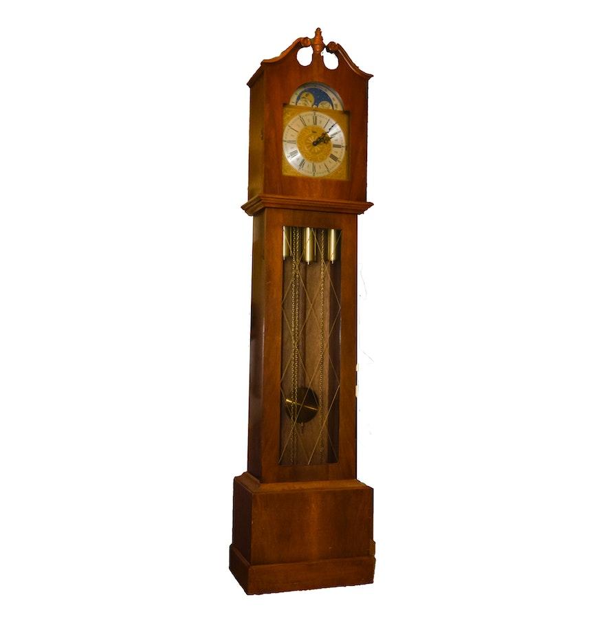 Urgos grandfather clock ebth urgos grandfather clock amipublicfo Choice Image