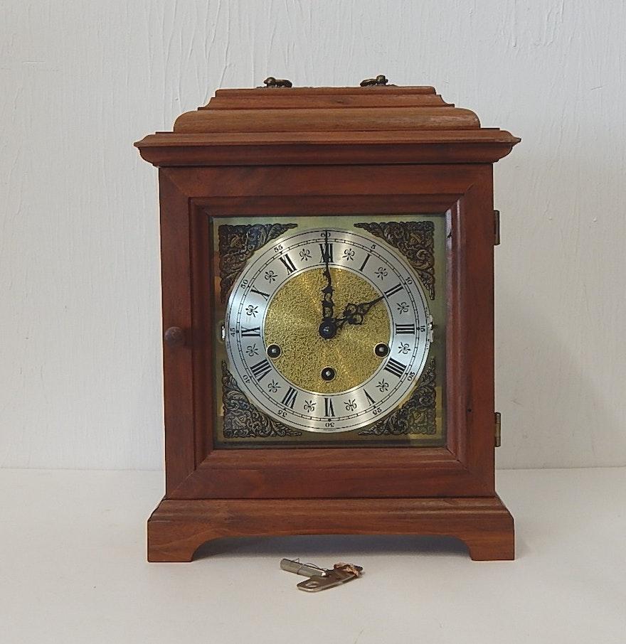Mahogany urgos made in germany clock ebth mahogany urgos made in germany clock amipublicfo Choice Image
