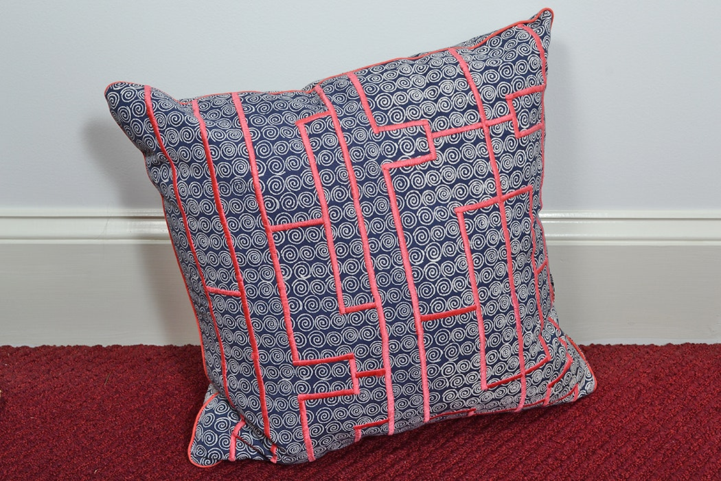 Newport Down Throw Pillows : Decorative Pillow Collection : EBTH