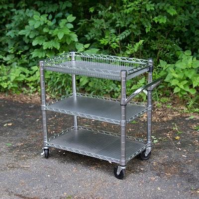 Seville Clics Metal Work Cart