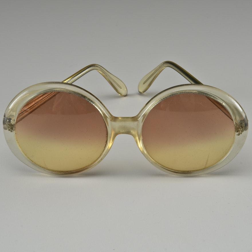 8ee2d8ca4406 1970s Vintage Christian Dior Sunglasses | EBTH