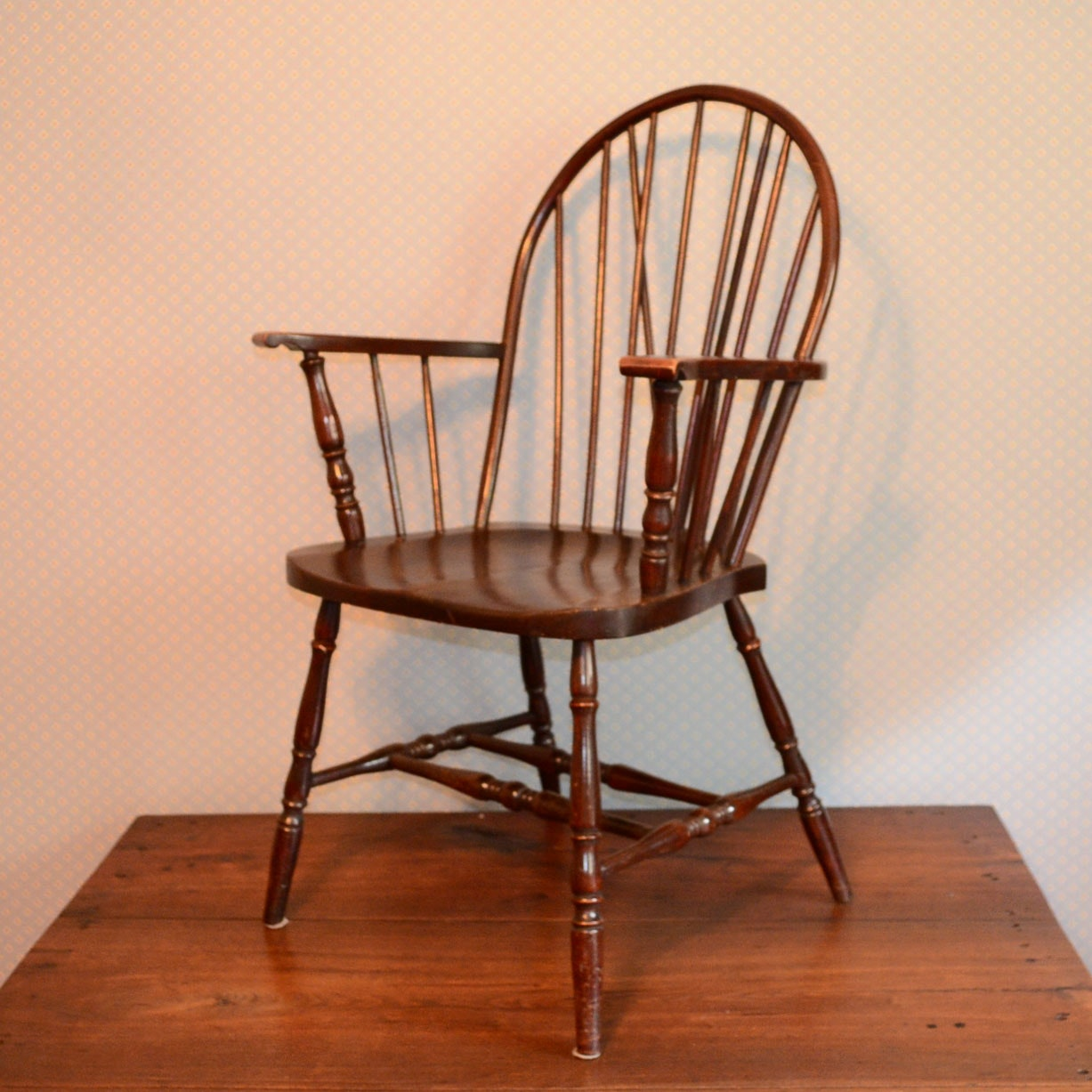 Antique Windsor Back Chair ...