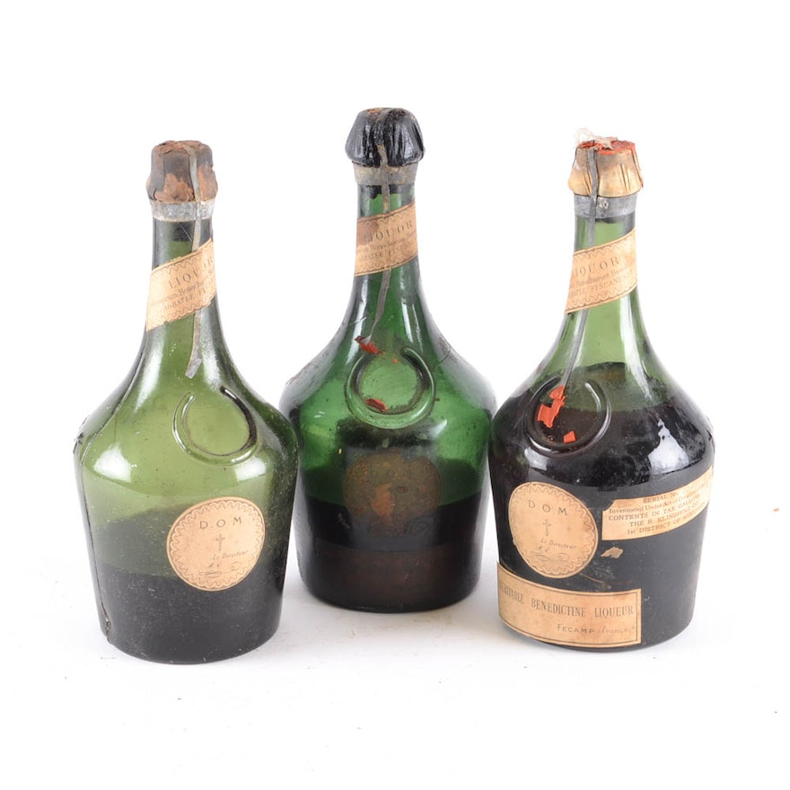 Three Bottles Of Dom Ebth