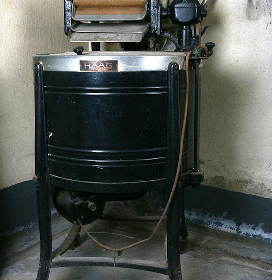 1920 Washing Machine ~ Circa s haag vortex washing machine ebth