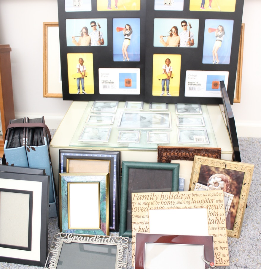 Deluxe wall gallery frame - Red Envelope Deluxe Wall Gallery Frame And More
