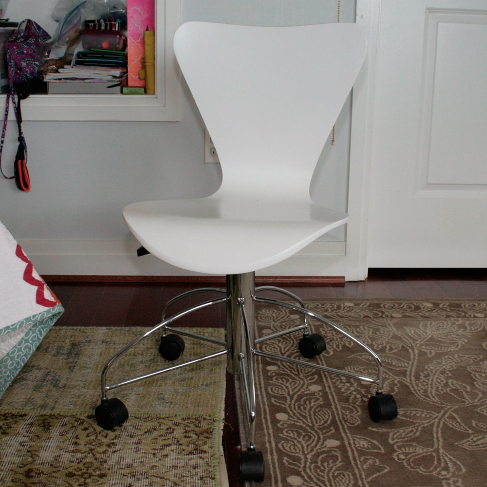 Room Board Jake Contemporary Office Chair Ebth