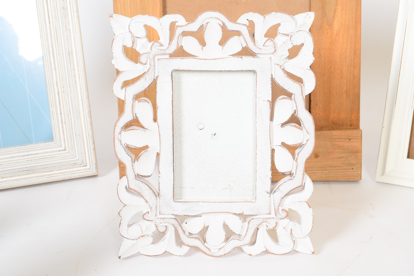 Collection Of Picture Frames Including Broyhill Ebth