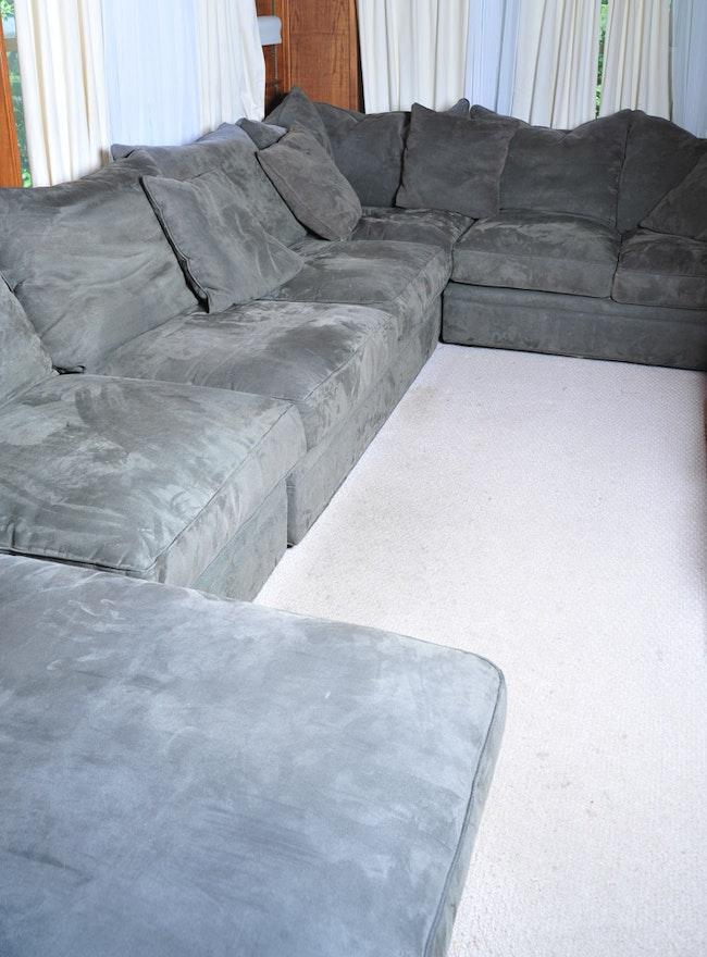 McCreary Modern Oversized Sectional Sofa | EBTH