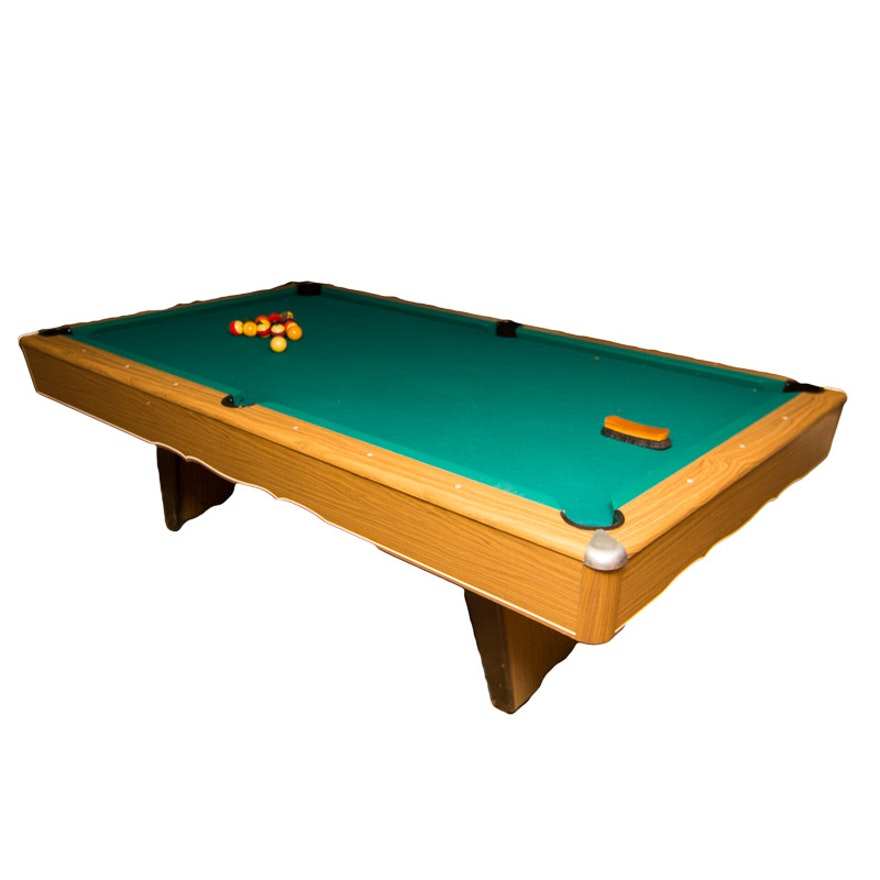 Minnesota Fats The Hustlers Pool Table EBTH - Fats pool table