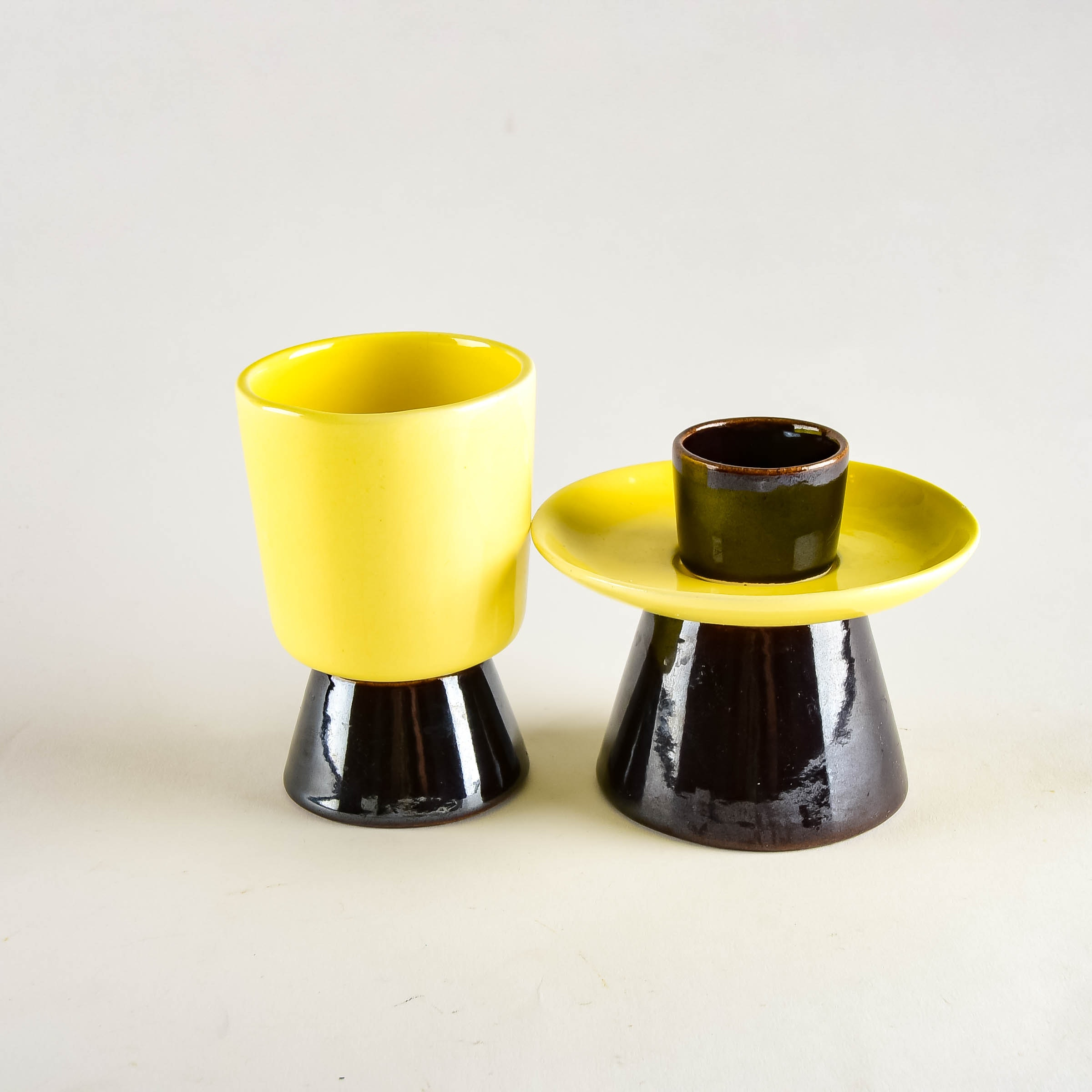 Hanzakos Pottery Pairing