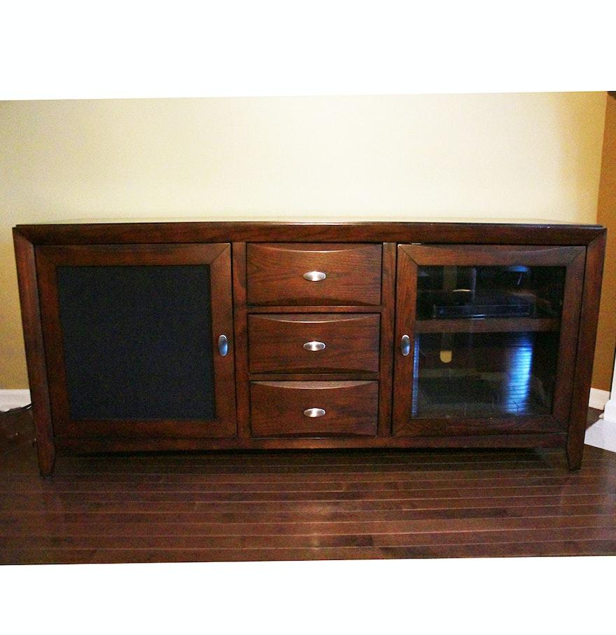 whalen furniture co entertainment cabinet ebth