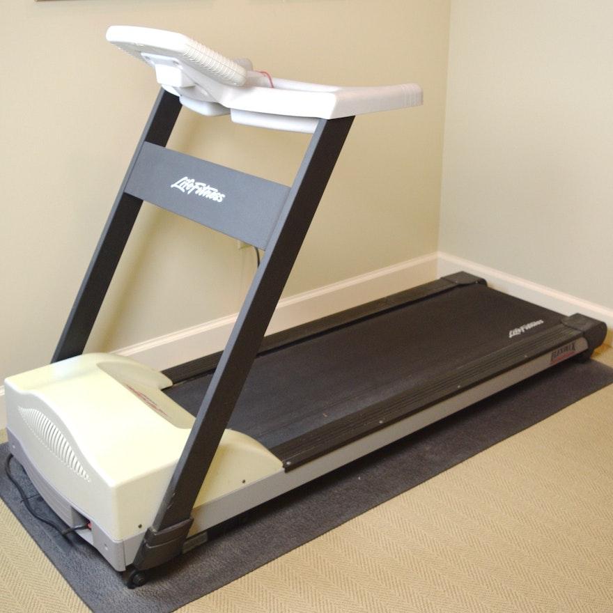 Lifespan Treadmill Js S5002: Life Fitness 550 HR Treadmill