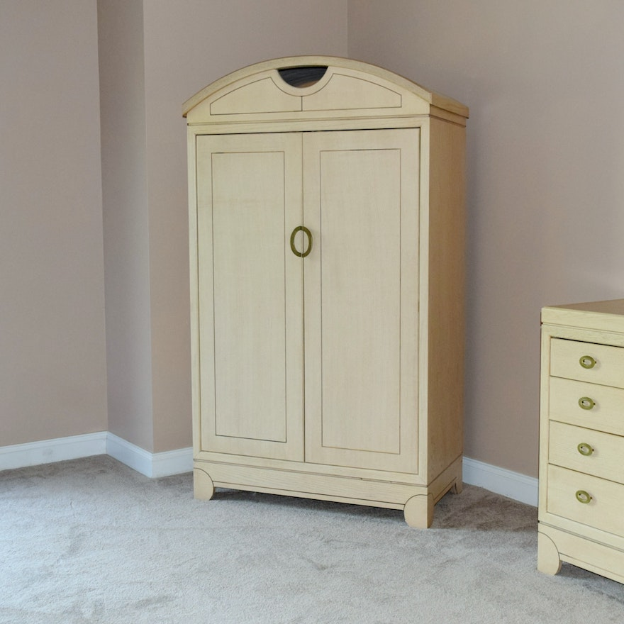 National Mt. Airy Furniture Entertainment Or Bedroom
