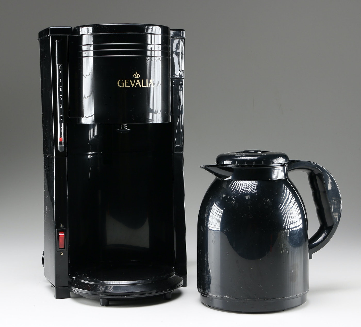 8-Cup Automatic Thermal Carafe Coffee Maker by Gevalia : EBTH