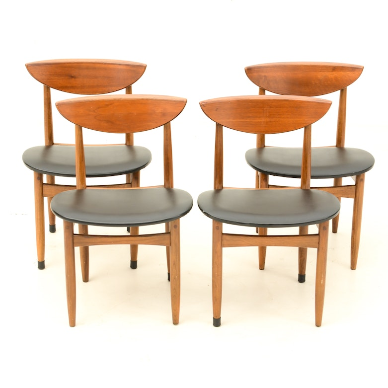 Mid-Century Dining Chairs By Lane Furniture : EBTH