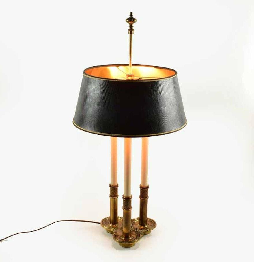 Vintage Stiffel Lamp 100