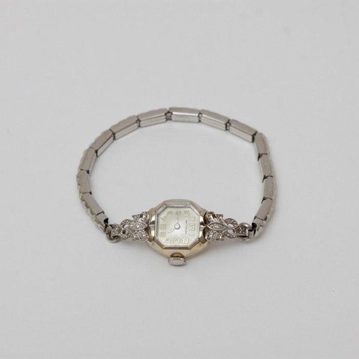 14K Gold Wittnauer Women's Wristwatch