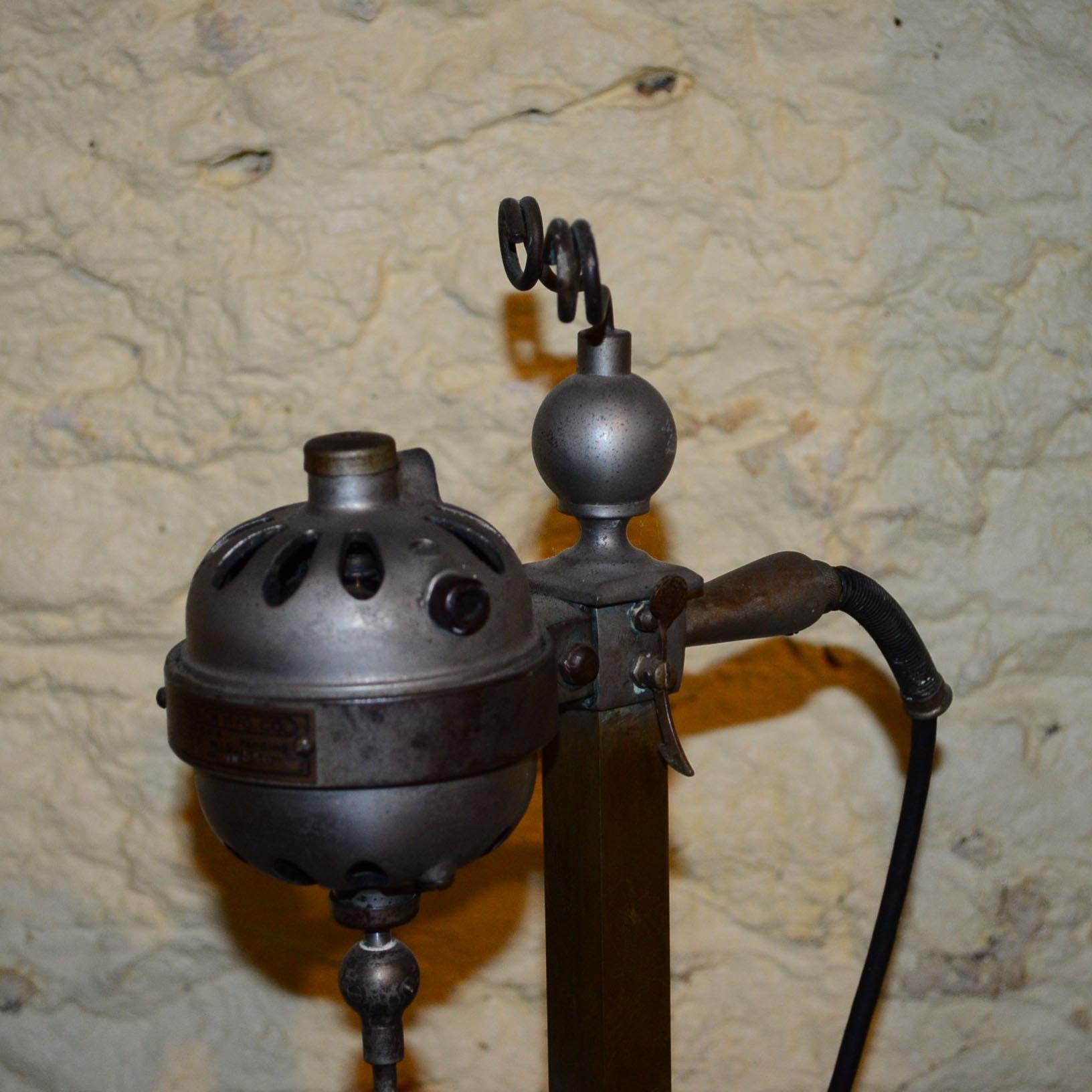 hamilton malt machine