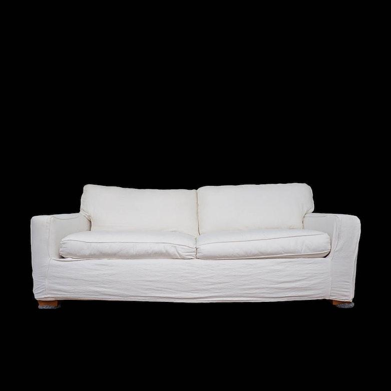 La Z Boy Sleeper Sofa With Slumber Air Mattress Ebth