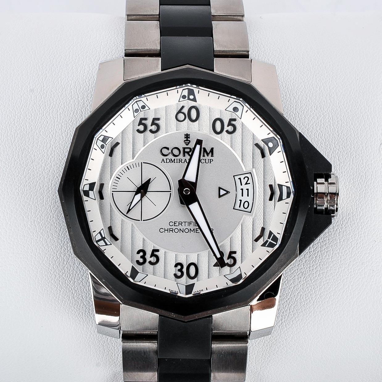 Men's Corum Chronometer Wristwatch