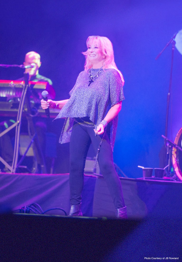 Country Music Icon: Tanya Tucker Nashville, TN