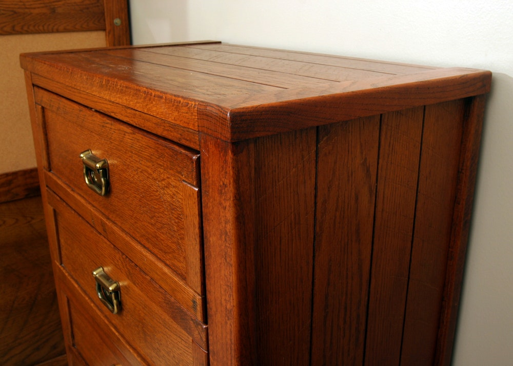 Lexington Young Hinkle Chest Of Drawers Ebth