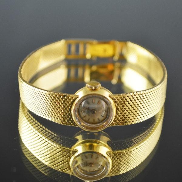 18K Girard-Perregaux Ladies Bracelet Wristwatch