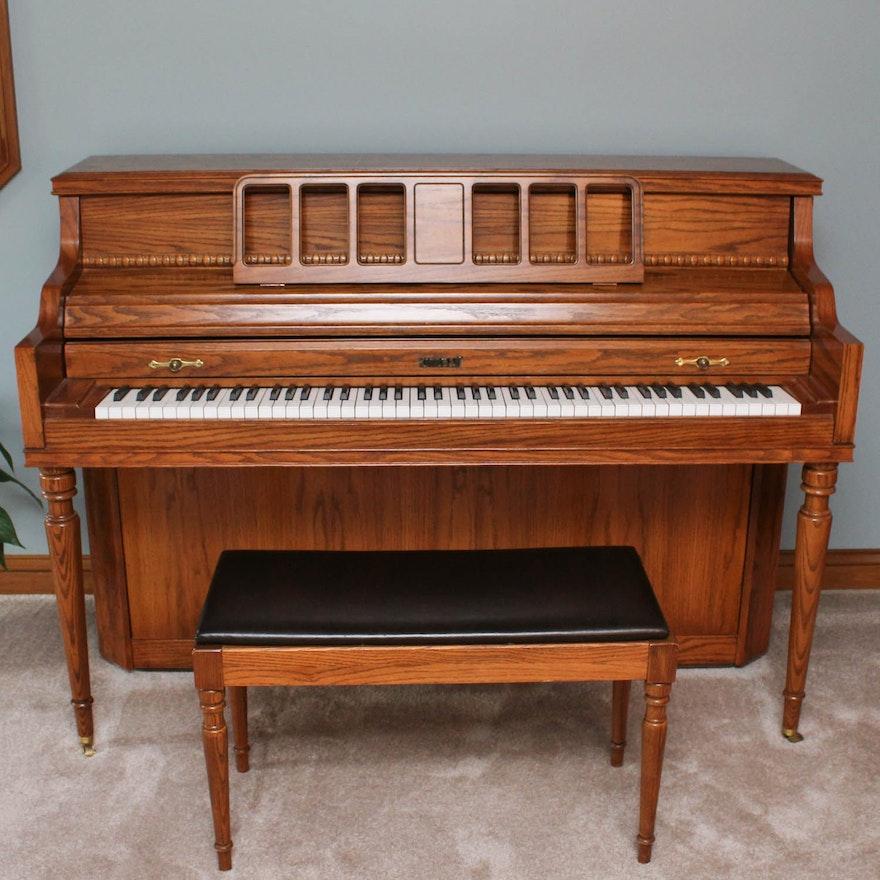 kimball piano spinet