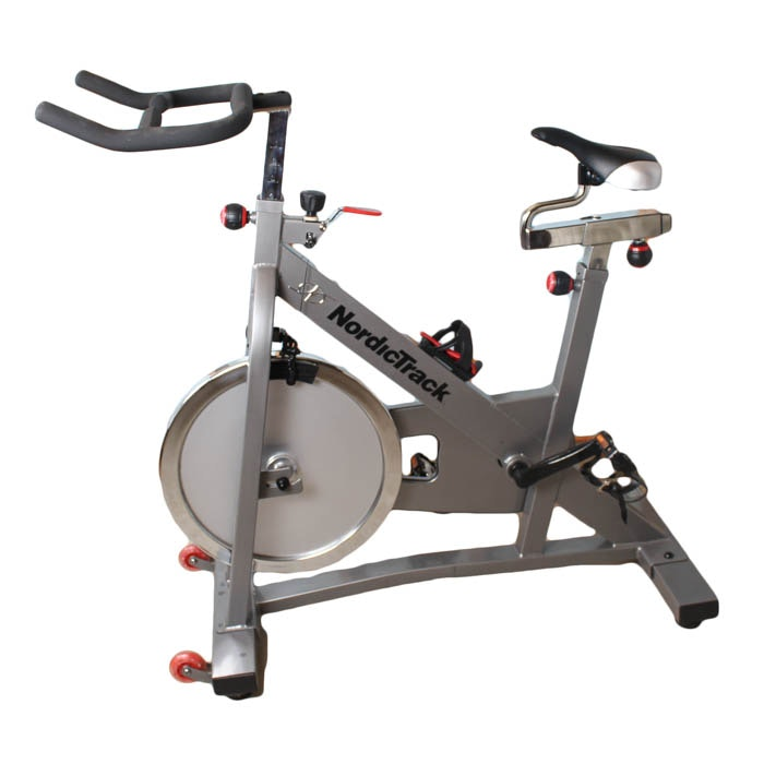 Nordictrack Exercise Bike With Toe Clips Ebth