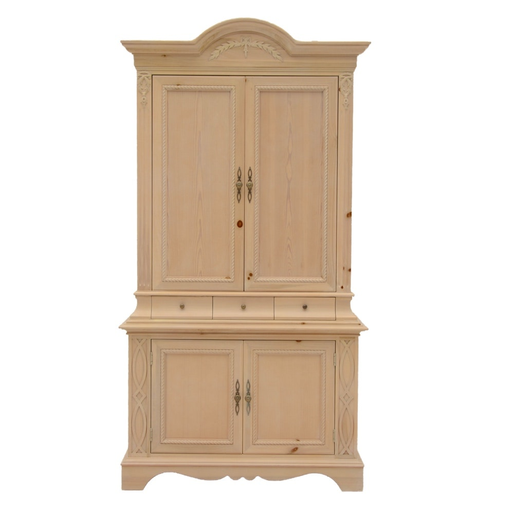 Lynn Hollyn At Home Collection Armoire By Lexington