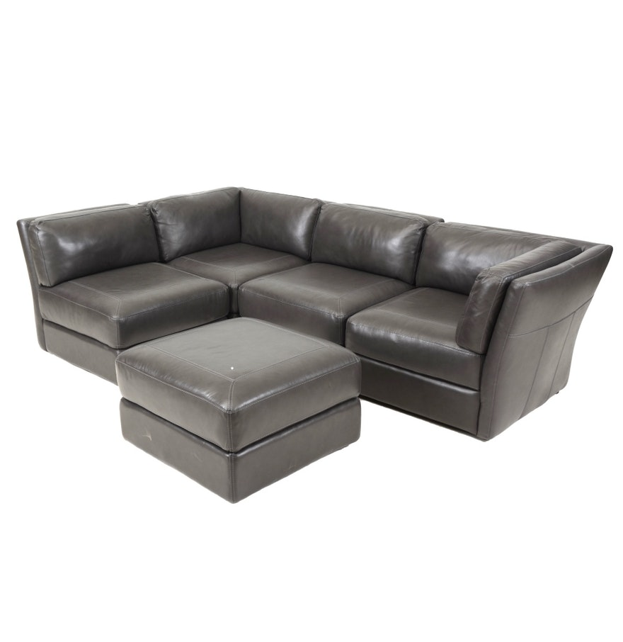 Cau D Ax Leather Sofa Home Design