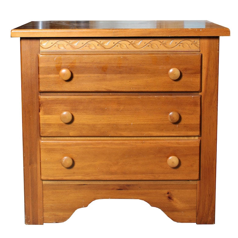 Maple Buffet Quot Shaker Ridge Quot By Kincaid And Wrought Iron