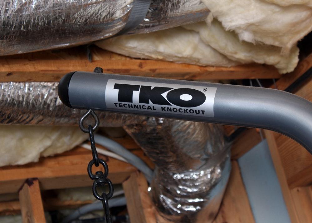 Tko Boxing Heavy Bag Stand With Adjustable Speedbag