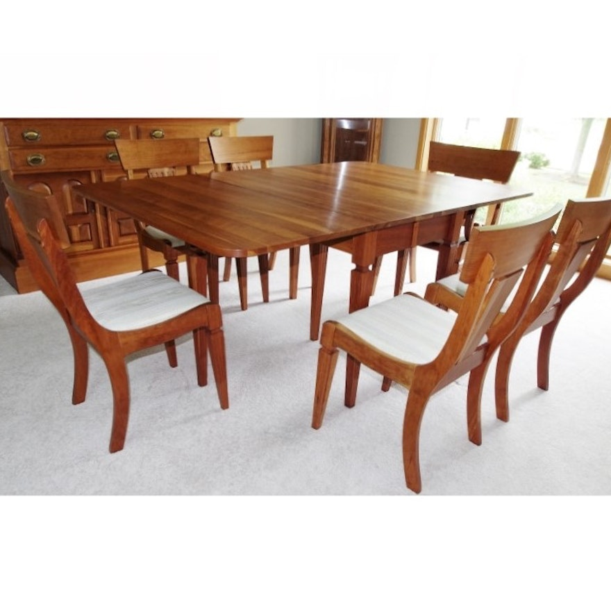 Awesome custom built dining room tables images for Dining room tables handmade