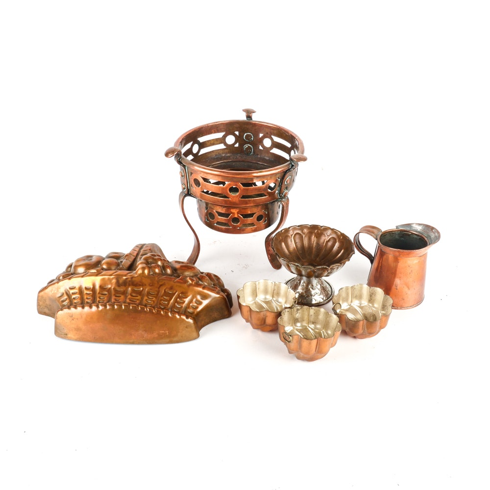 Copper Item Collection