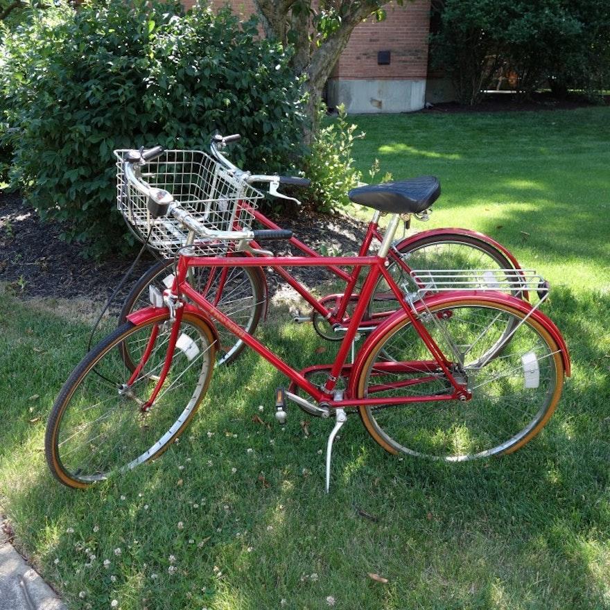 Two Free Spirit FS3 Bikes