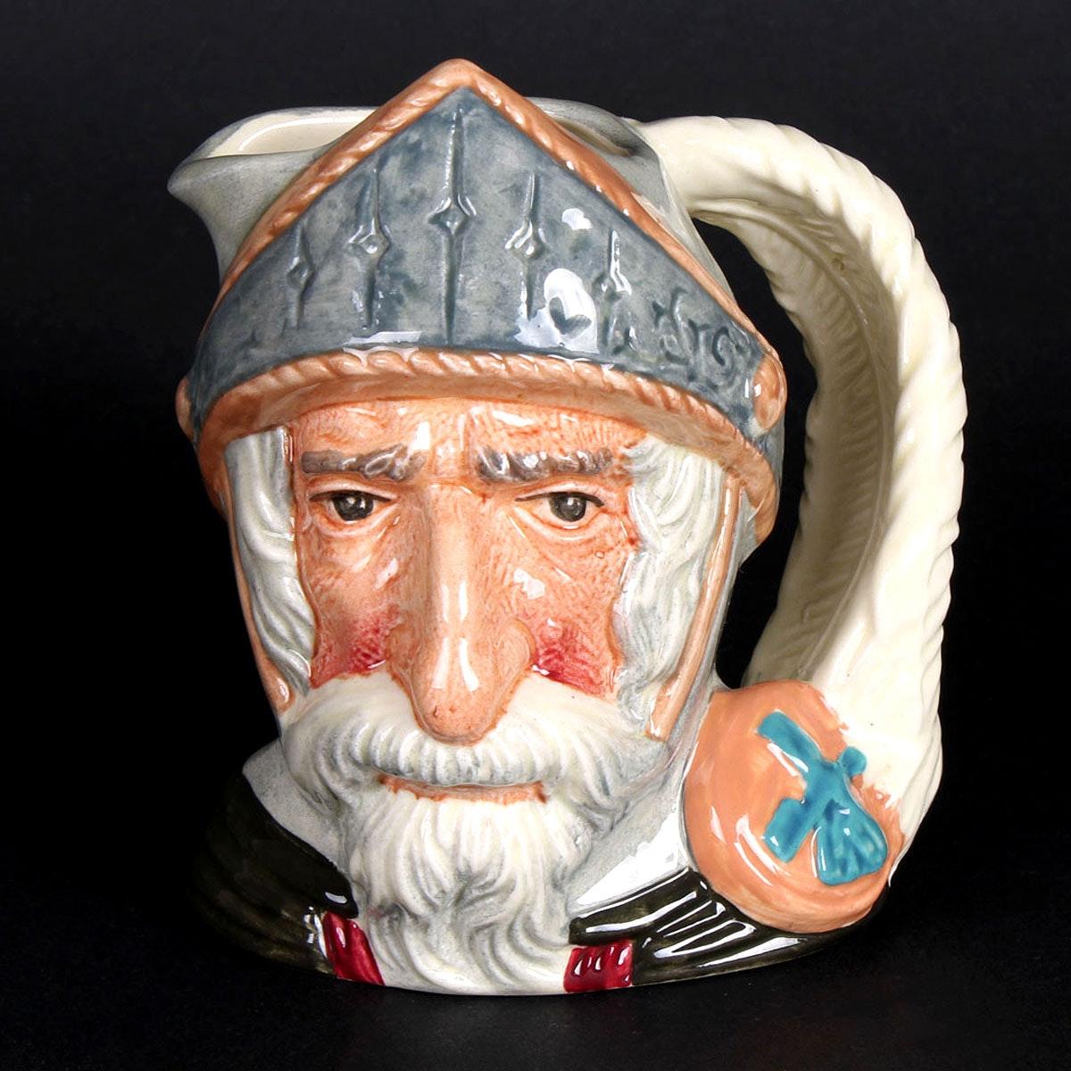 Don Quixote Royal Doulton Cup