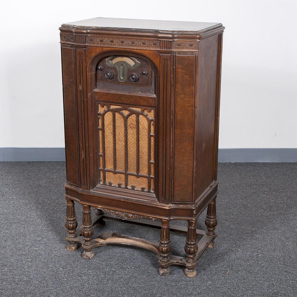 1930s Atwater Kent 260 Radio