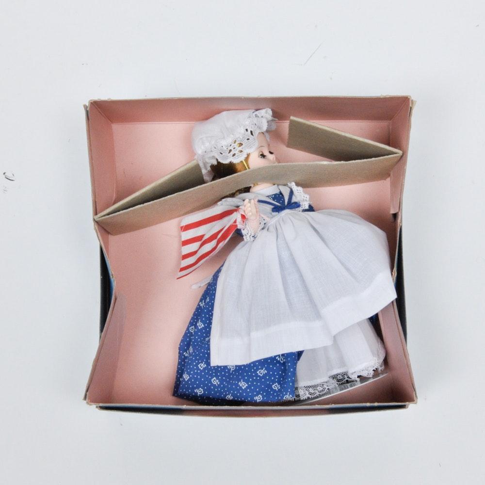 "Madame Alexander ""Betsy Ross"" Doll"