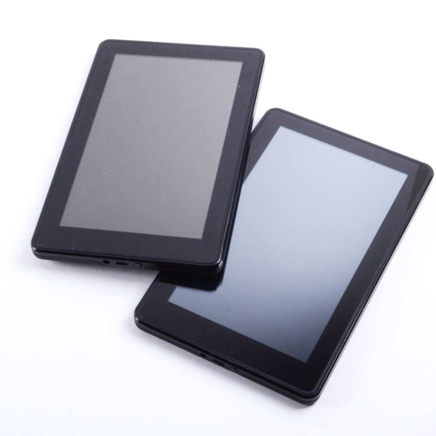 Kindle Fire 1st Generation Pair
