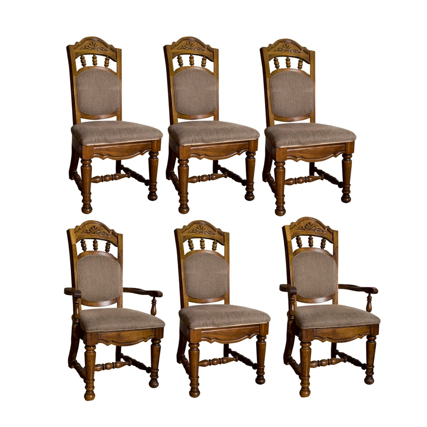 Singer Furniture Dining Room Chair Set