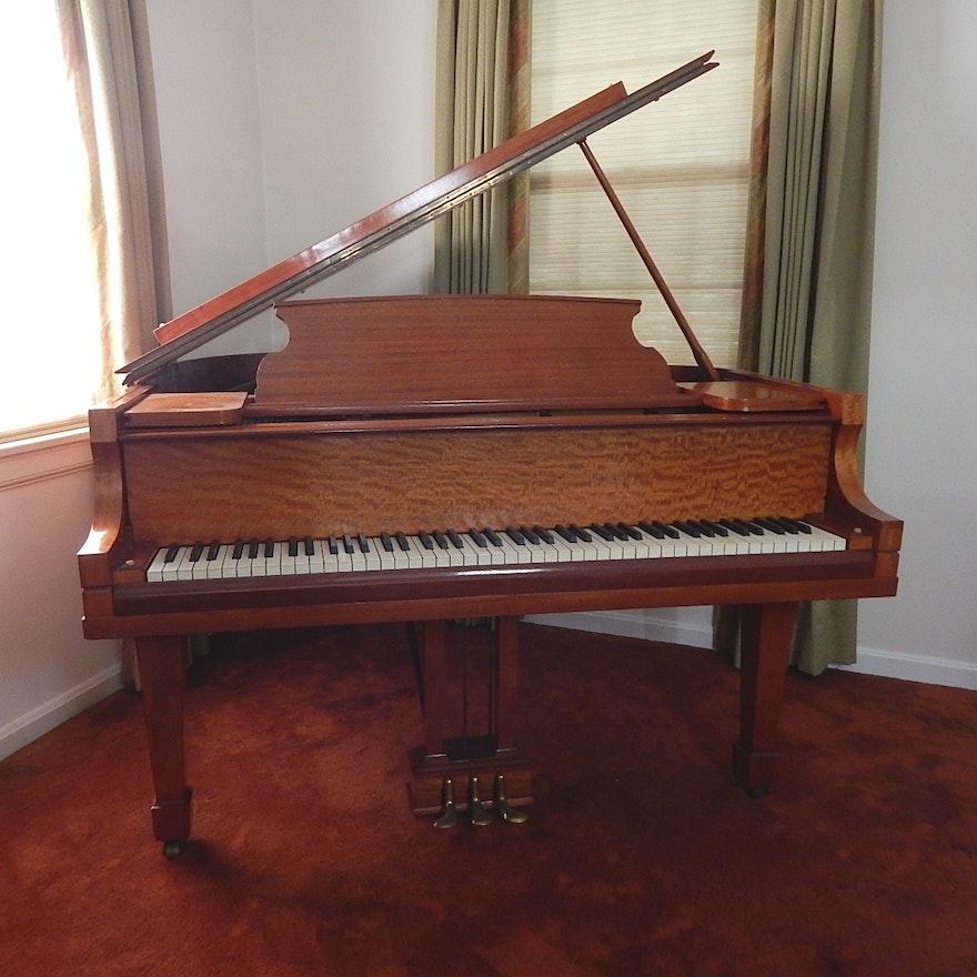 C. Kurtzmann Baby Grand Piano | EBTH