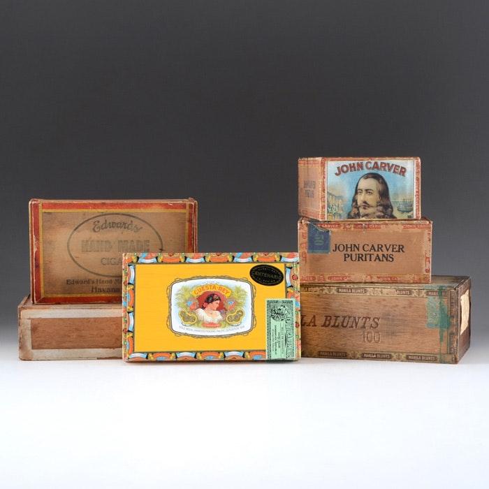 Cigar Box Collection