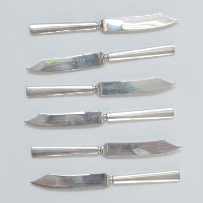 Spalding & Co. 1833 12 DWT. Knives