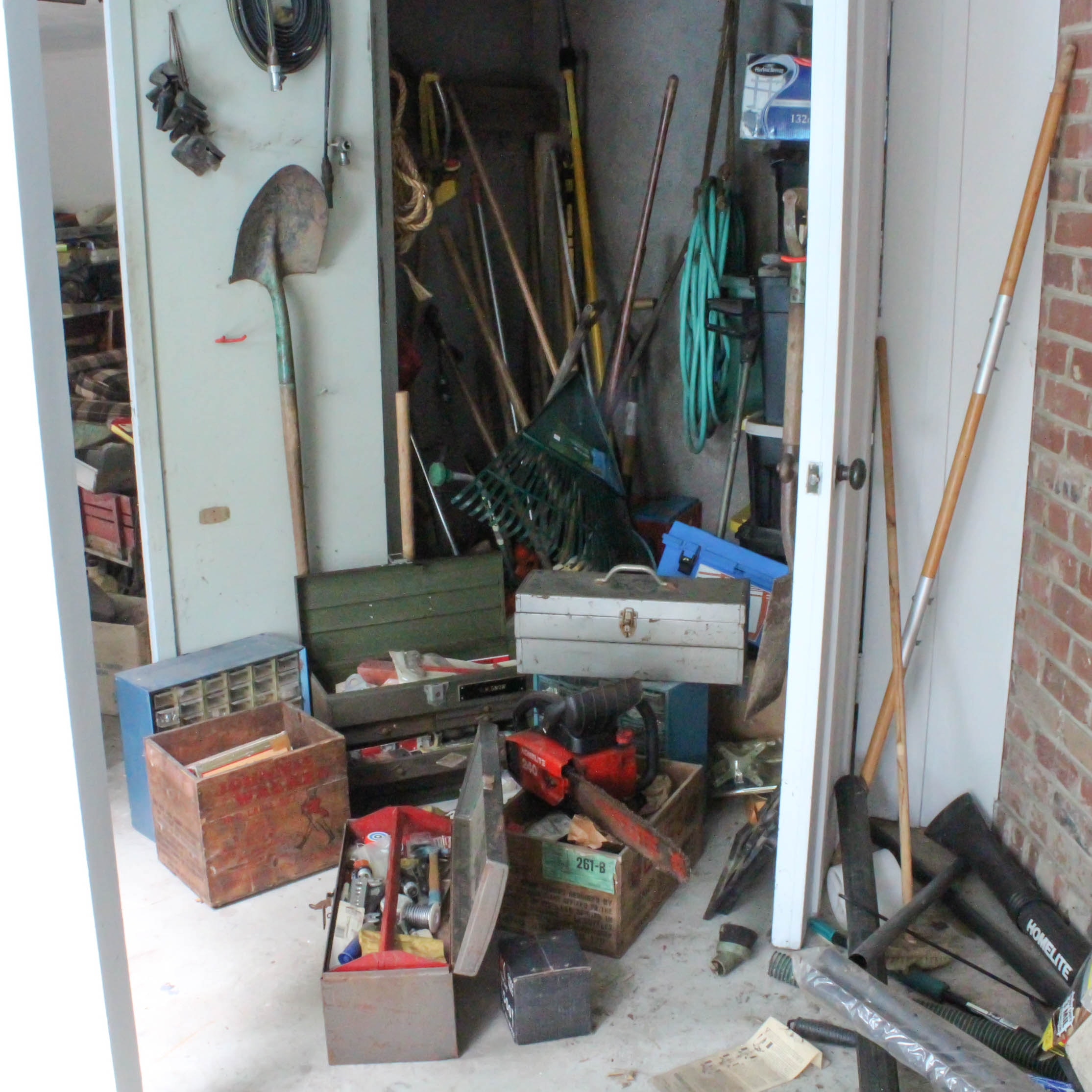 Large Collection of Tools and Workshop Essentials